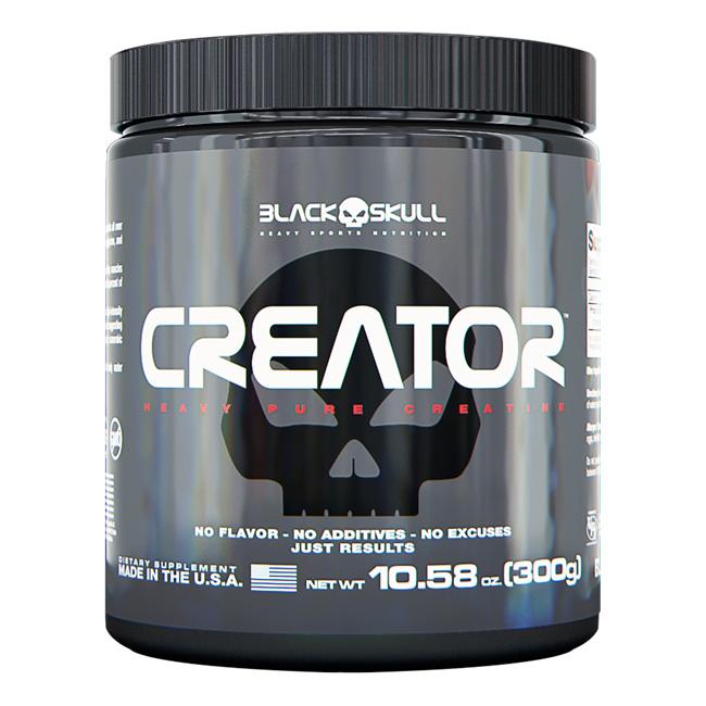 Creator - 300g - Black Skull