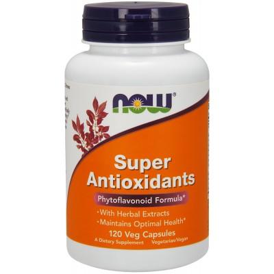 Super Antioxidants - 120 Veg Capsules