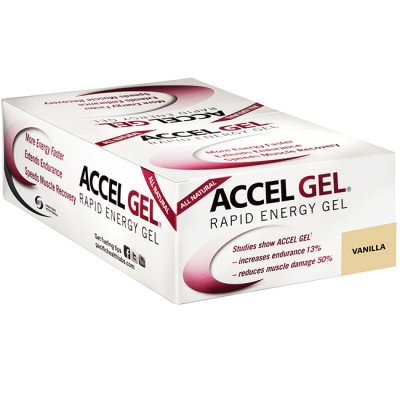 Accel Gel Box (24 unidades) - Pacific Health