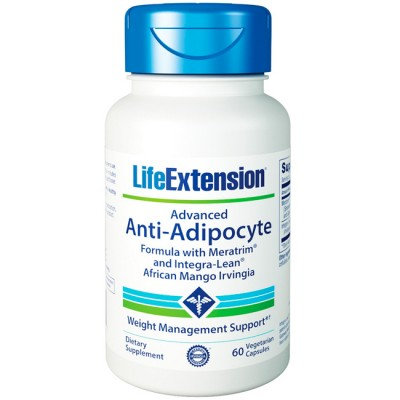 Advanced Anti-Adipocyte (60 cápsulas) - Life Extension