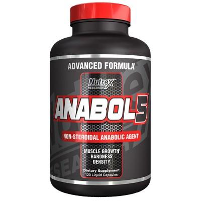 Anabol 5 - Nutrex