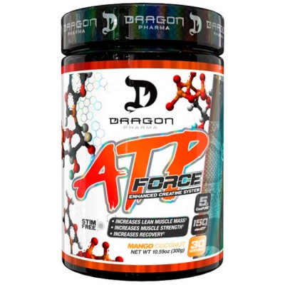 ATP Force (30 doses) - Dragon Pharma