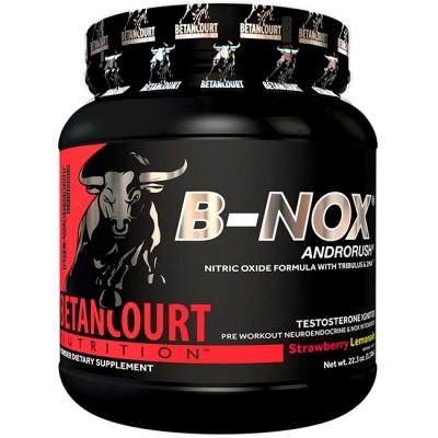 B-NOX Androrush (35 doses) - Betancourt Nutrition - Limonada de Morango