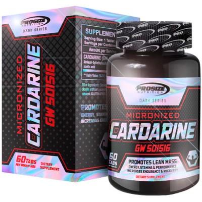 Cardarine (60 tabletes) - Pro Size Nutrition