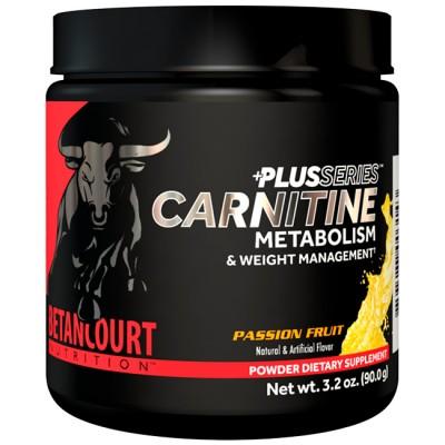 Carnitina Plus (60 doses) - Betancourt