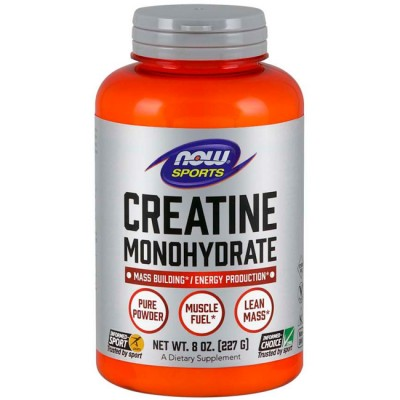 Creatina (227g) - Now Foods