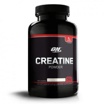 Creatina Powder Black Line - 150g - Optimum Nutrition