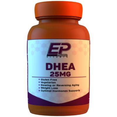 DHEA 25mg (100 tabs) - Emporio Pharma