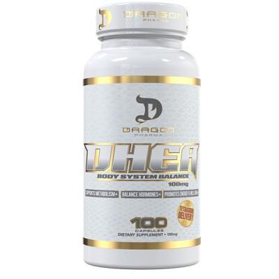 DHEA 100mg - 100 Caps - Dragon Pharma