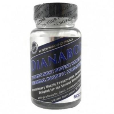 Dianabol Hi-Tech 60 tabletes