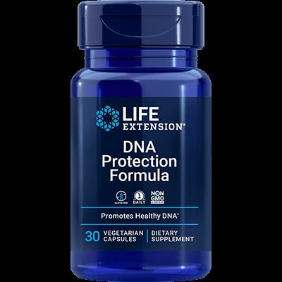DNA Protection Formula (30 cápsulas) - Life Extension