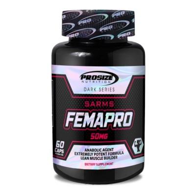 Femapro 50mg (60 caps) - Pro Size Nutrition