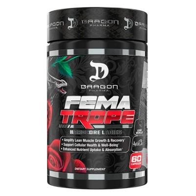 Fematrope Hardcore Ladies - 60Caps - Dragon Pharma