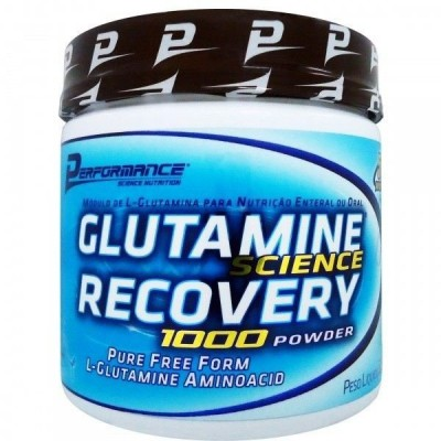 Glutamine Science Recovery 300g - Performance
