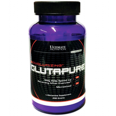 Glutapure (200g) - Ultimate Nutrition