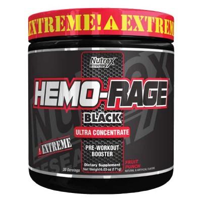 Hemo-Rage Black Ultra Concentrado 30 Serving - Nutrex - Nacional