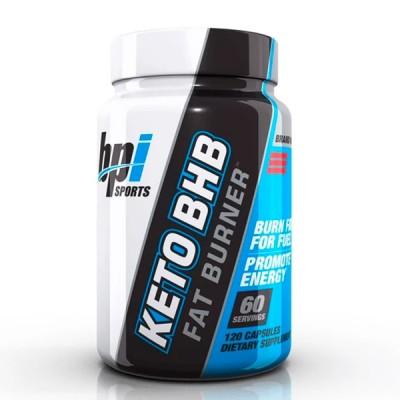 KETO BHB Fat Burner (120 caps) - BPI Sports