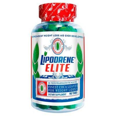Lipodrene Elite Coca (90 tabs) - Hi-Tech