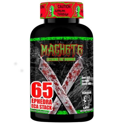 Machete (60 caps) - Terror Labz