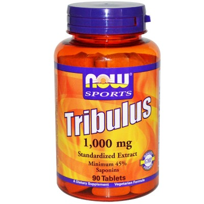 Tribulus Terrestris 1000mg - Now Foods