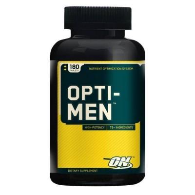 Opti-Men - 180 Cápsulas - Optimum Nutrition