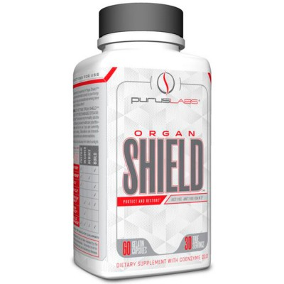 Organ Shield - Purus Labs - 60 Cápsulas