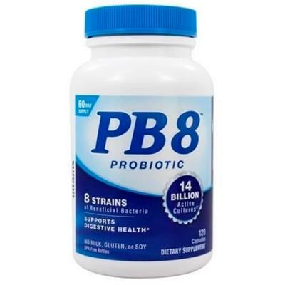 PB 8 Probiótico (120 caps) - Nutrition Now
