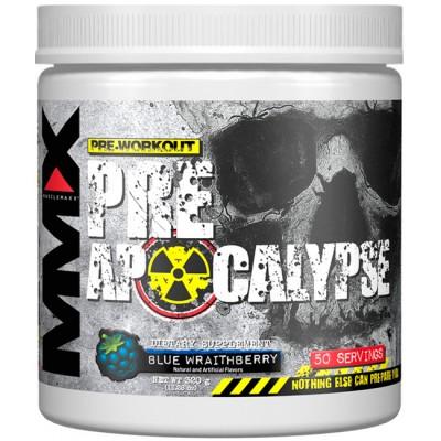 Pre Apocalypse (50 doses) - MuscleMaxx - Blue Wraithberry