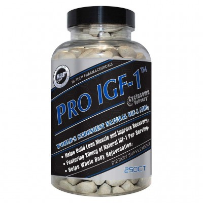 Pro IGF-1 (250 Tabs) - Hi-Tech Pharmaceuticals