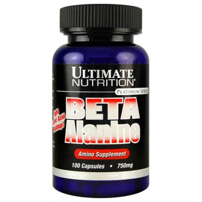 Beta Alanine 750mg - Ultimate Nutrition