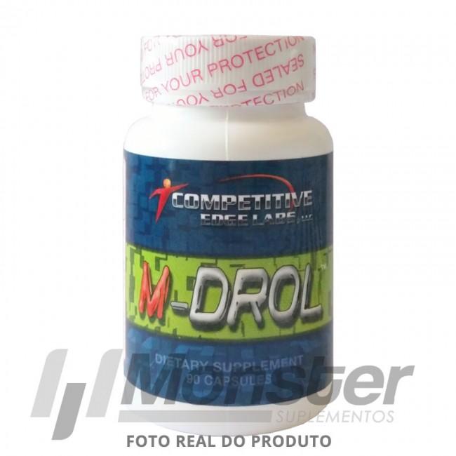67615034c M Drol - Ciclo e TPC Correto - Monster Suplementos