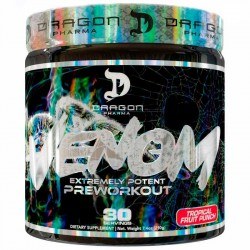 Venom - 30 Servings - Dragon Pharma