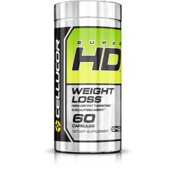 Super HD Cellucor - Novo - 60 Cápsulas