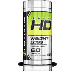 Super HD Cellucor - Novo - 60 Cápsulas