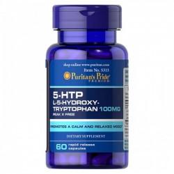 5-HTP 100mg (60 caps) - Puritan's Pride