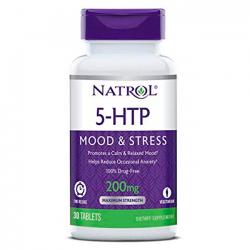 5 HTP 200mg (30 tabs) - Natrol
