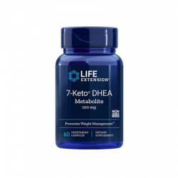 7-Keto DHEA 100mg (60 caps) - Life Extension