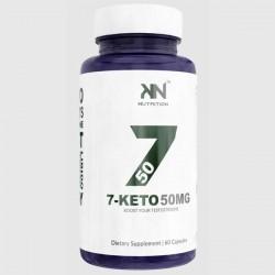 7-Keto 50mg - 60 Caps - KN Nutrition