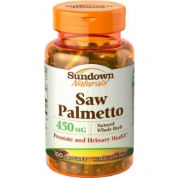 Saw Palmetto Sundown Naturals