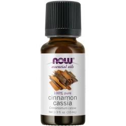 Cinnamon Cassia Oil - 1 oz.