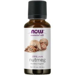 Nutmeg Oil - 1 oz.