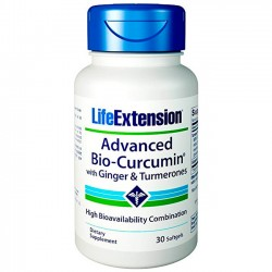 Advanced Bio Curcumin (30 softgels) - Life Extension