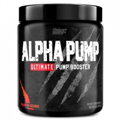Alpha Pump (176g) - Nutrex