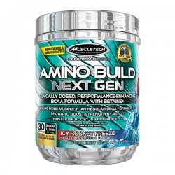 Amino Build Next Gen - 30 doses - Muscletech
