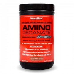 Amino Decanate Importado - 300g - Musclemeds