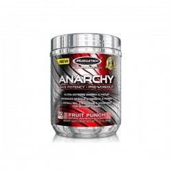 Anarchy 60 Doses – Pré-Workout – MuscleTech