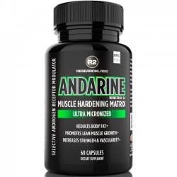 Andarine S4 25mg (60 caps) - R2 Research Labs