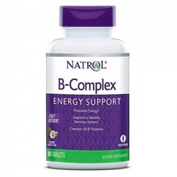 B-Complex Energy Support (90 tabs) - Natrol