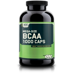 BCAA 1000 - 400 Caps - Optimum Nutrition
