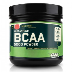 BCAA 5000 Powder - Optimum Nutrition